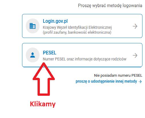 Grafika obrazująca kroki potrzebne do prawidłowego zalogowania się ankiety spisowej.
