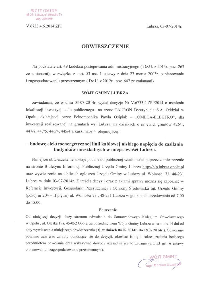 Obwieszczenie V.6733.4.6.2014.ZPI.jpeg